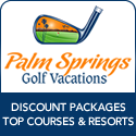 Palm Springs Golf Packages