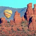 Hot Air Ballooning in Arizona