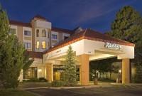 The Radisson Woodlands Hotel